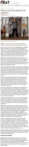 Garay rouvre le bal de rue argentin   Libération
